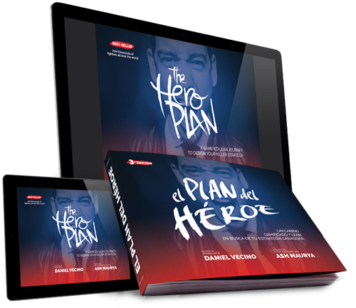 The Hero Plan book - 3rd ed
