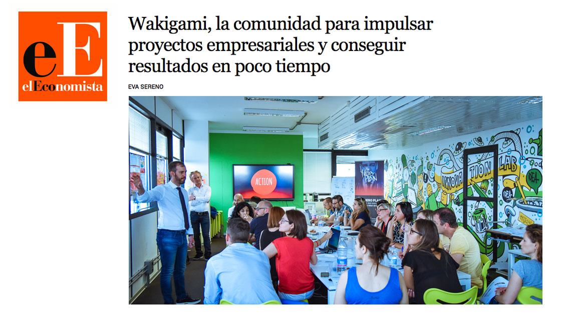 Wakigami en ElEconomista.es