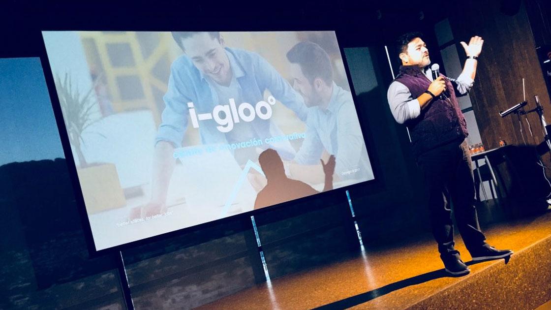 i-gloo centro de innovación corporativo