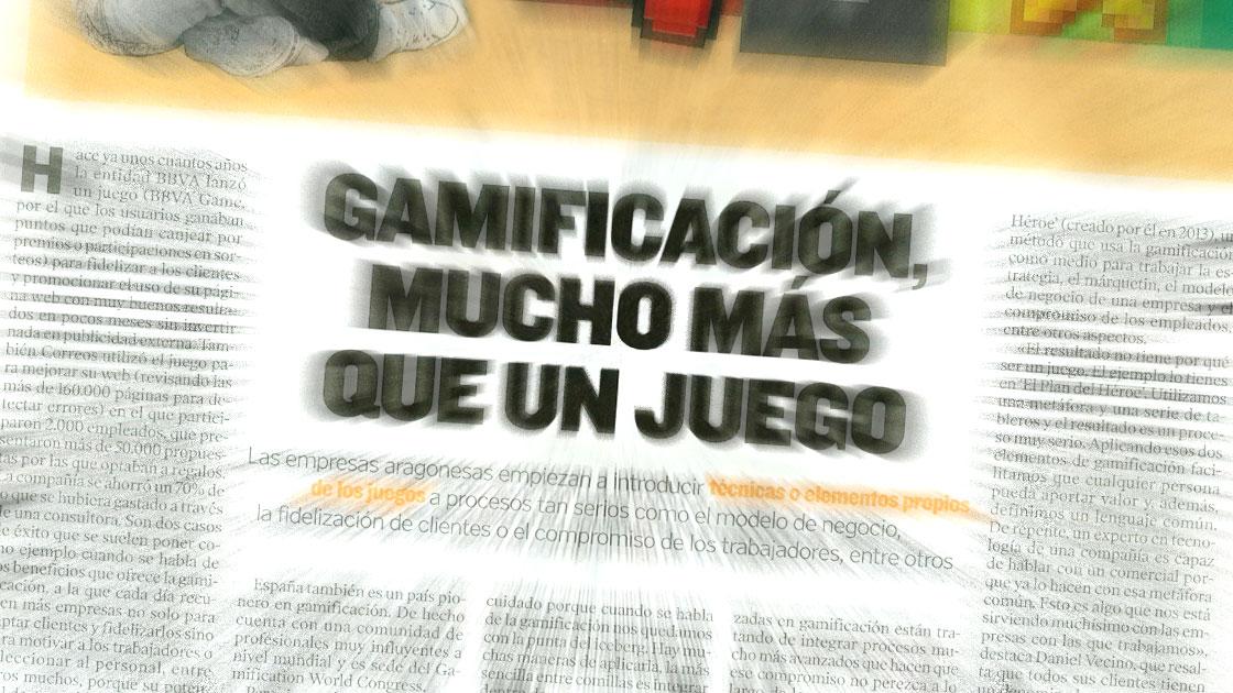 Gamificación, mucho más que un juego