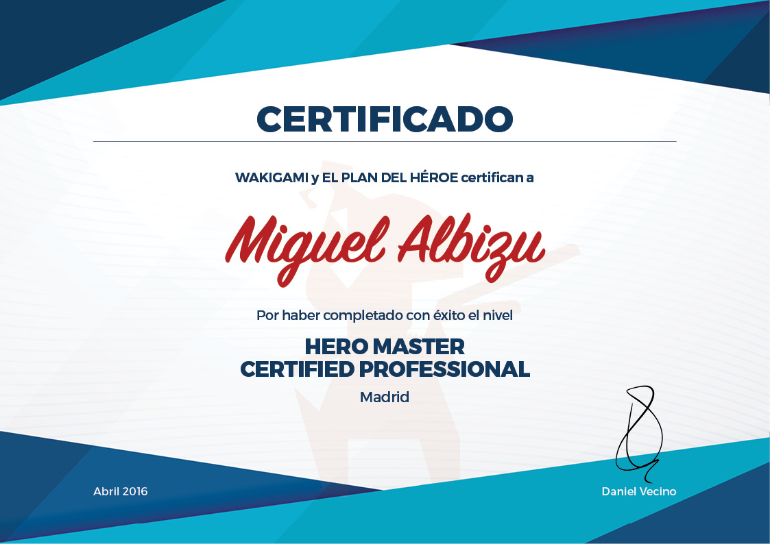 HMCP Miguel Albizu  WAKIGAMI by TheHeroPlan
