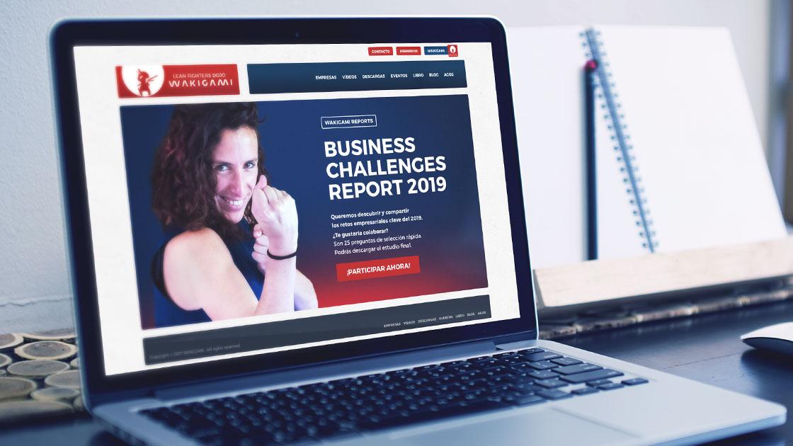Estudio de retos empresariales clave 2019