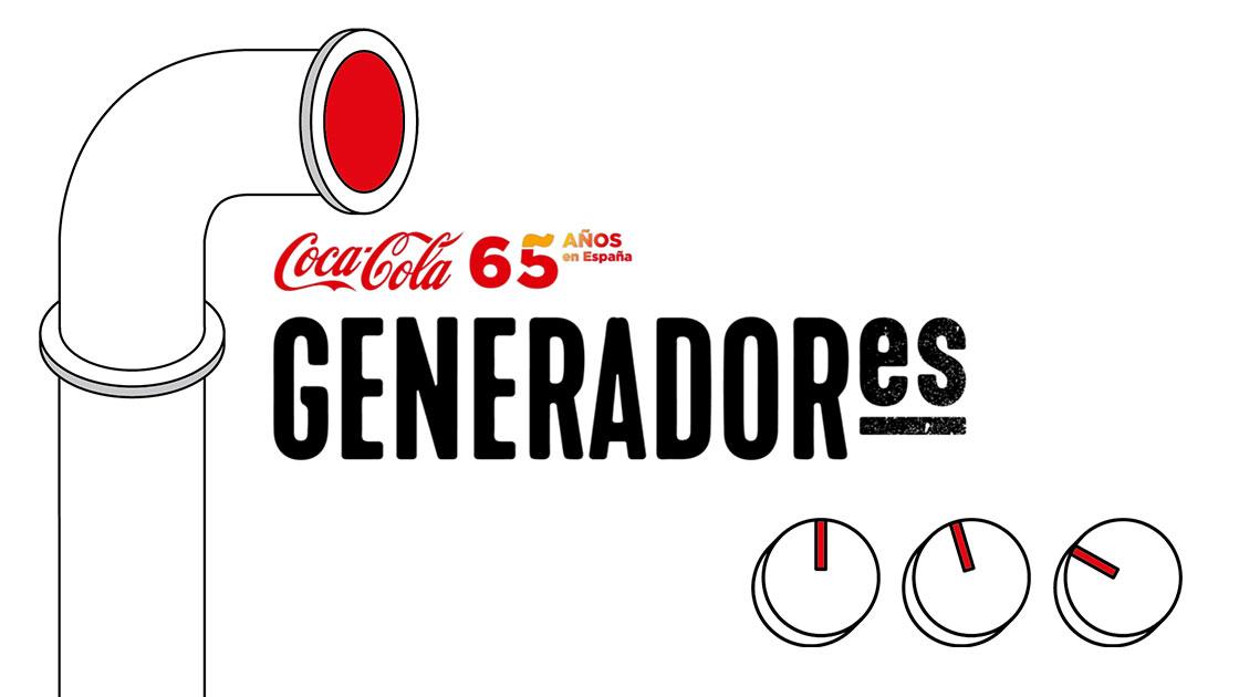 Wakigami facilitador clave de GeneradorES by Coca-Cola