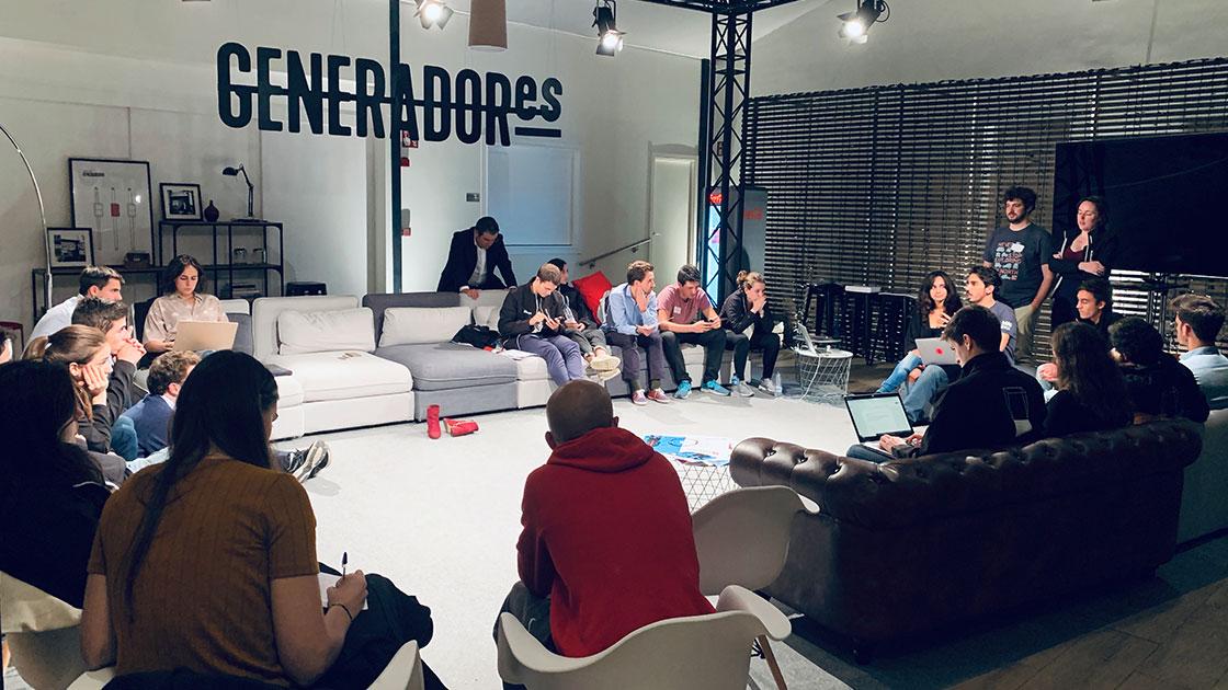 GeneradorES by Coca-Cola
