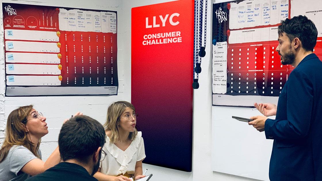 Julio 2019 - Sesión LLYC + Multiópticas