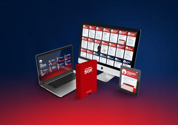 The Fighting Box · Impresa + Digital · Español