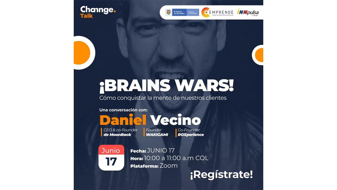 Brain Wars! Cómo conquistar la mente de nuestros clientes